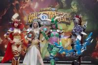 登上 iPad 更令人愛不釋手的爐石戰記:魔獸英雄傳,邀各位玩家在台北相邀對戰