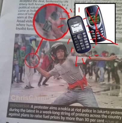 神器3310後繼有人,號稱世上最便宜手機 Nokia 103 即將推出