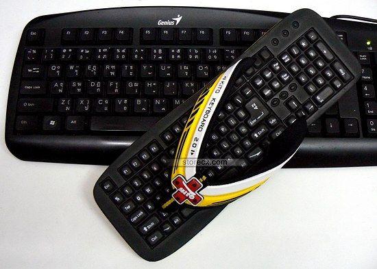 是鍵神都應該有的鍵盤夾腳拖,一雙只要美金1.23元