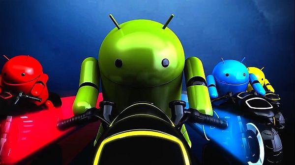 Android SDK 導入 GPU 硬體加速,終於不像看投影片了