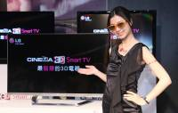 LG 2012 年 CINEMA 3D Smart TV 一覽