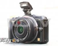 Panasonic Lumix GF5 上市前的流出照(補上正式發表規格)