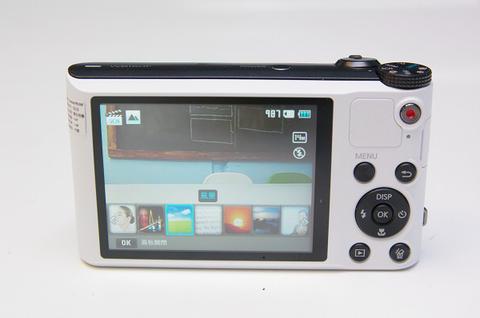 隨拍隨傳好好玩的平價高倍變焦 WiFi 相機,Samsung WB150F 動手玩