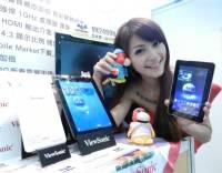 ViewSonic推出7吋Android低價平板,採用ICS作業系統,要價5990元