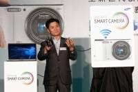 三星的智慧型相機之路,就從WiFi相機開始!