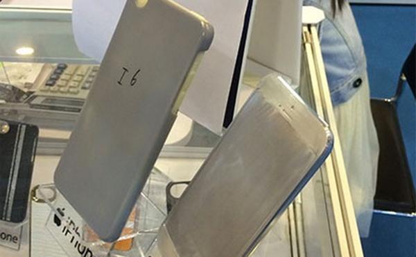 流出樣版機: 的確是 iPhone, 但不是 iPhone 6?