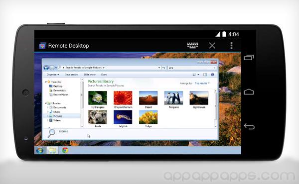 [新App推介]Google新App: 用電話平板遙控 Windows / Mac 電腦