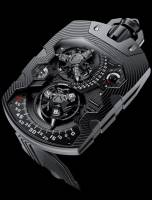 UKWERK所做的錶看來真是個複雜的科技