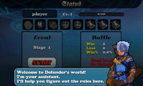 假日有空的話,來玩玩Defender II塔防遊戲吧