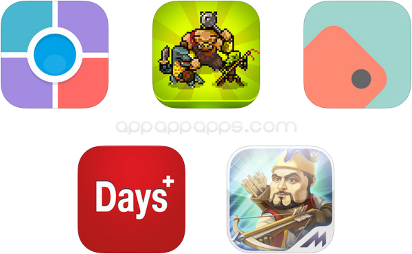 [17/4] iPhone / iPad 限時免費及減價 Apps 精選推介