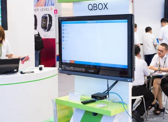 Computex 2014:手機看電影太傷眼,Android 電視盒讓你直接用電視「玩手機」!