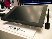WACOM 新一代繪圖板: intuos5 介紹篇