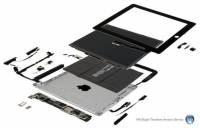 新 iPad(iPad 2012)成本比 iPad 2 高,售價卻不變