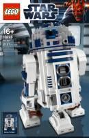 樂高正式發表了R2-D2機器人套件