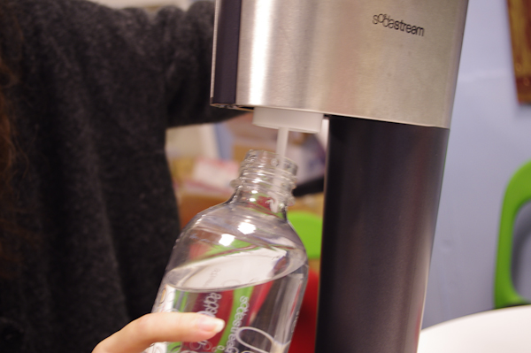 【Monday Talk】sodastream Pure氣泡水機動手玩
