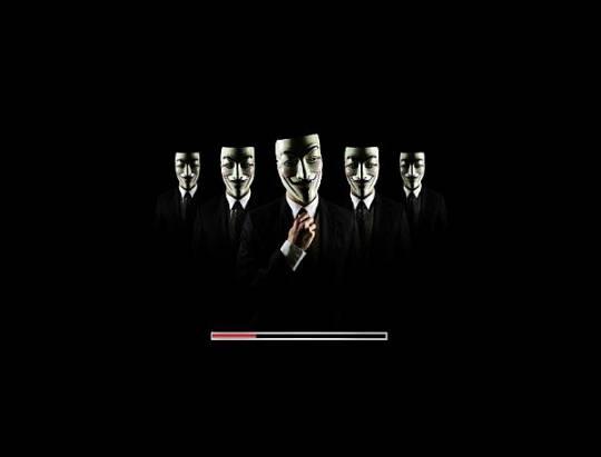 常人不太敢用的 Live OS:Anonymous-OS
