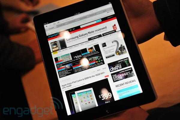 Samsung 匿名高層指出 Apple 將會推出 7.85 吋的 iPad
