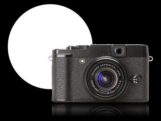 Fujifilm 官方承認 X10 與 X-S1 成像有白球現象