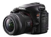 Sony Alpha A57 相片及規格曝光