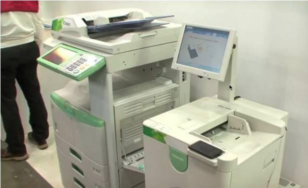 Toshiba 發表可回收印表機系統(影片)