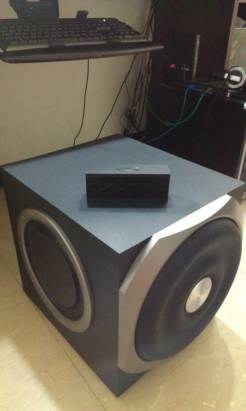 [開箱]藍芽音響的新境界 Jambox by JAWBONE
