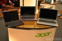 Acer 發表 Aspire V5 輕薄系列與 Aspire V3 入門級筆電
