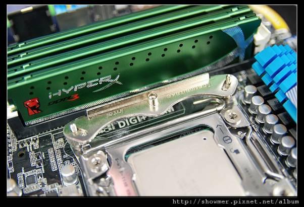 改進扣件...升級再出發的千元散熱器 Thermaltake Contac 30