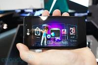 LG Optimus 3D Max 動手玩