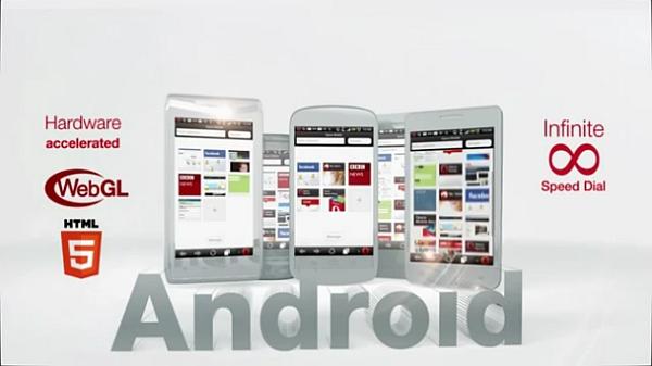 Opera Mini Next 與 Opera Mobile 12 推出