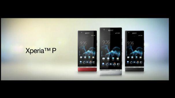 覺得 Xperia S 太大隻? 瞧瞧 4 吋搭載 NFC 的 Sony Xperia P 吧