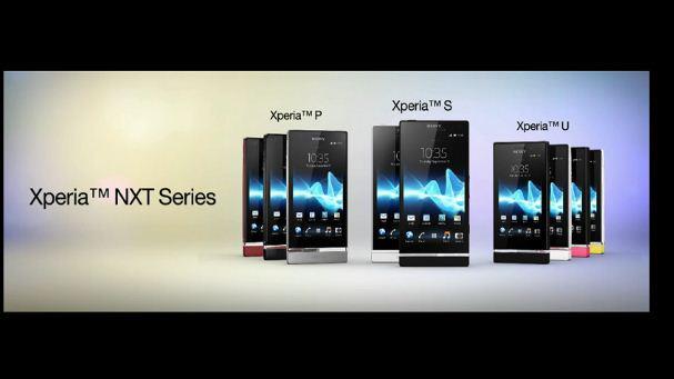 Sony MWC 發表 Xperia NXT 家族三款新機,並宣示一個 Sony 時代到來!