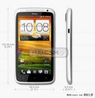HTC One X官方配置曝光