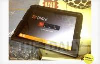 如果 iPad 上出現微軟的Office APP,那可能會長這樣 更新:微軟否認了