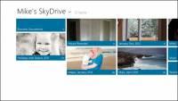 Windows 8 將會內建自家雲端儲存 - SkyDrive