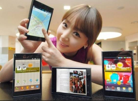 Galaxy Note 有勁敵? LG 正式發表 5吋大 Optimus Vu