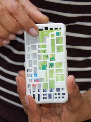 超性格 3D列印 iPhone 保護套,Freshfiber