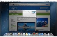 OS X 10.8 Mountain Lion 預覽:Twitter 的置入