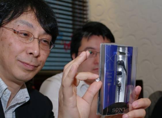二訪 Sony 耳模職人投野耕治先生: 以行動與微型化為訴求,不斷挑戰新技術的可能