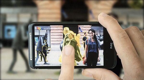 去掉煞風景的人事物,Scalado 推出手機相片處理新技術