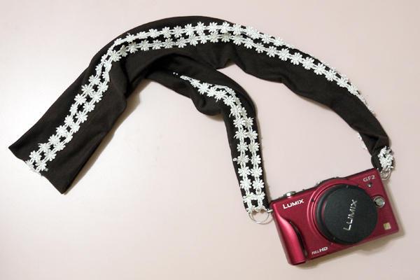 【Monday Talk】第一次自製相機揹帶就上手