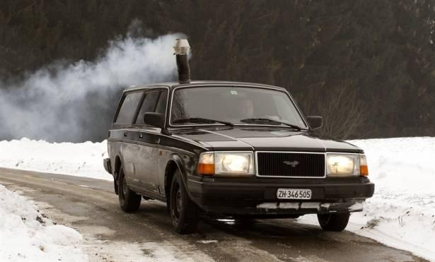 車上暖爐壞了嗎? 自己做一個吧!
