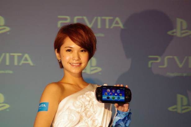 PS Vita 3G 版本 2/17 正式發售,零售價 10,980 並可搭中華方案