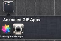【iOS app】Cinemagram,製作充滿藝術風格的GIF動畫