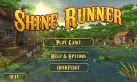 Shine Runner - 河道飆船手
