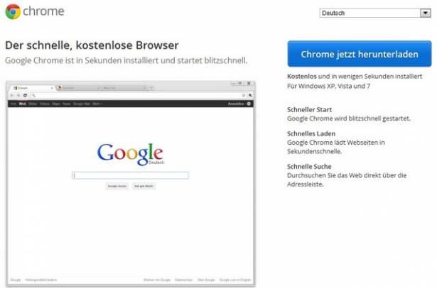 德國官方機構推薦:珍惜資安、愛用 Chrome
