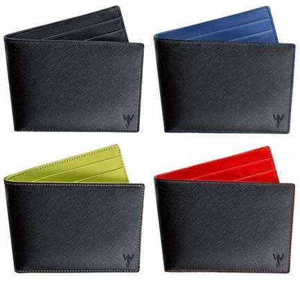 用時尚的方式保護你的重要資料,Wurkin RFID 防盜皮夾