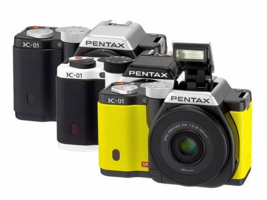Pentax 正式發表