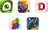 [15 4] iPhone iPad 限時免費及減價 Apps 精選推介