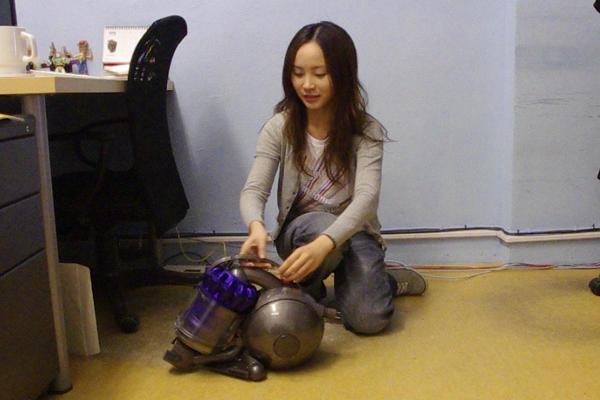 Dyson Ball DC36 動手玩