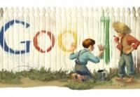 Google 首頁2011年塗鴉集錦